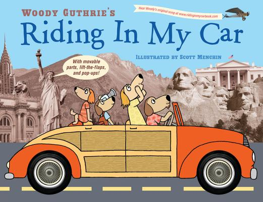 Riding in My Car By Guthrie, Woody/ Menchin, Scott (CON)
